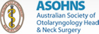 The Australian Society Of Otolaryngology Head And Neck Surgery